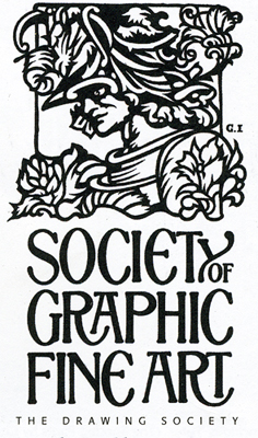 Society of Graphic Fine Art, The Drawing Society logo