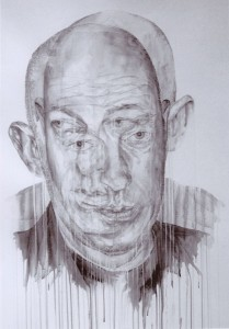 'Neil' by Claire Sparkes ASGFA