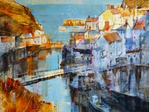 Down to the river, Staithes