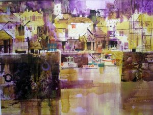 Into the harbour, Padstow
