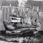 Rye Fishing Boat