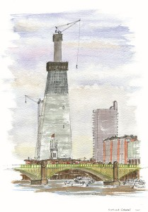 The Shard 2011