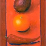 Onion Orange Chillie