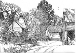 Mill at Chiltern Street, Suffolk