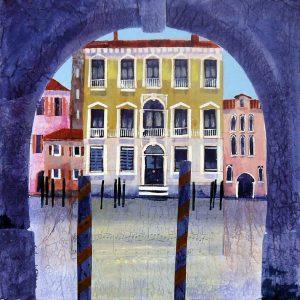 A Venetian Watergate
