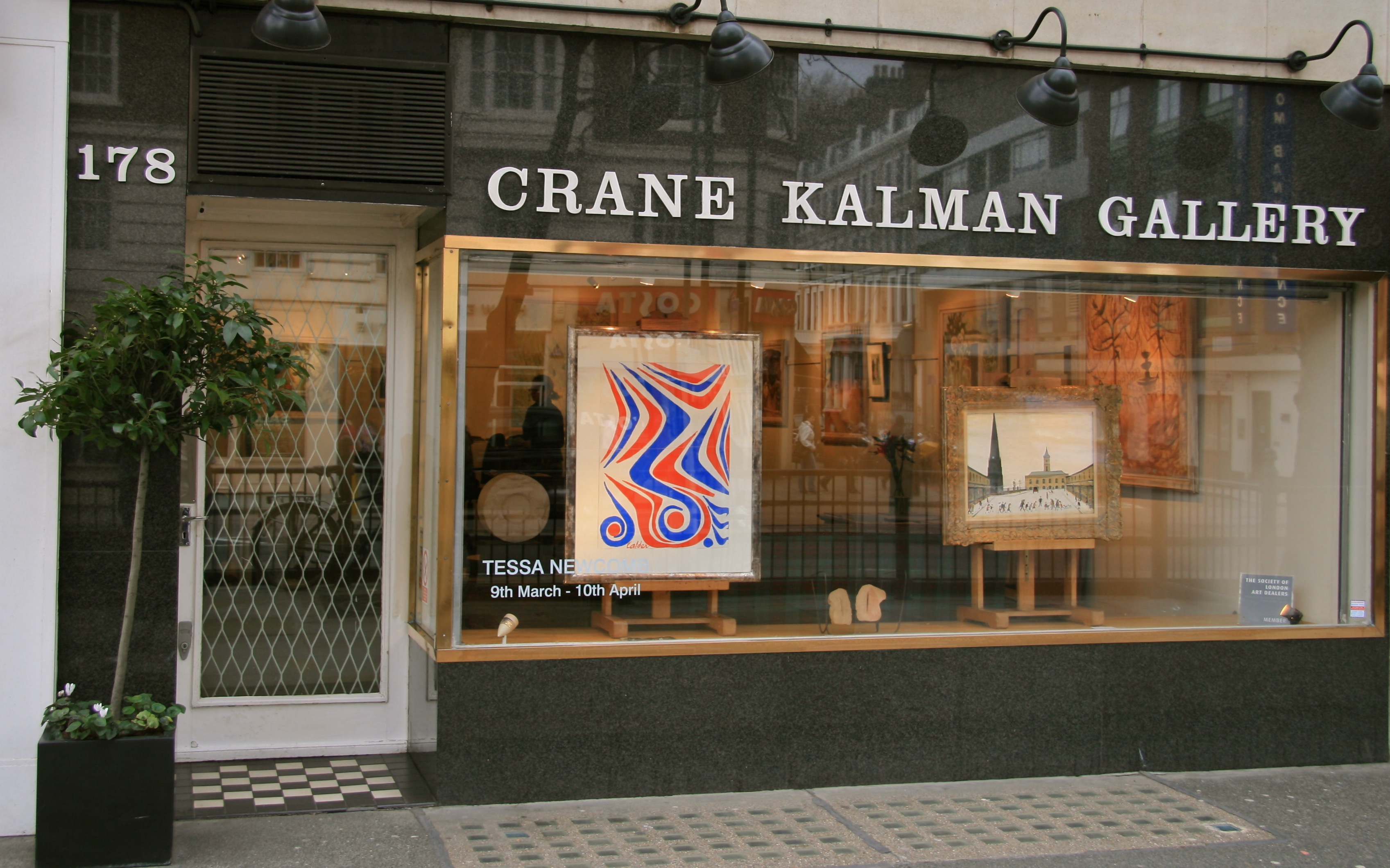 An Interview with Robin Light, Director, The Crane Kalman Gallery, 178 Brompton Road, London