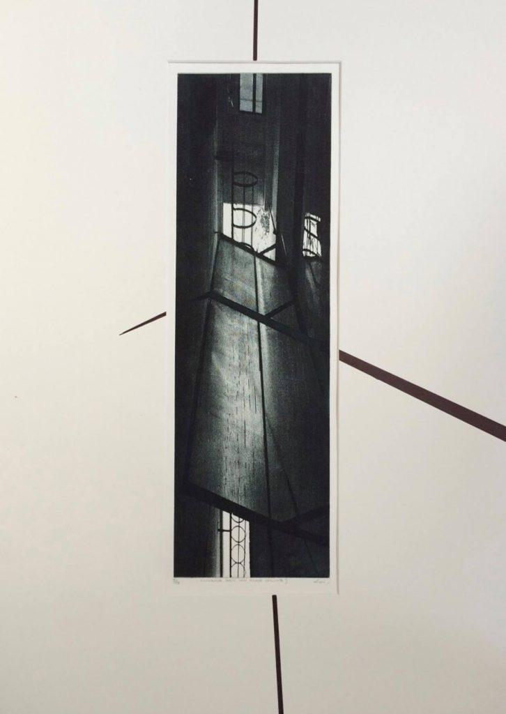 """Climbing Over the Glass Ceiling I"", Sumi Perera"