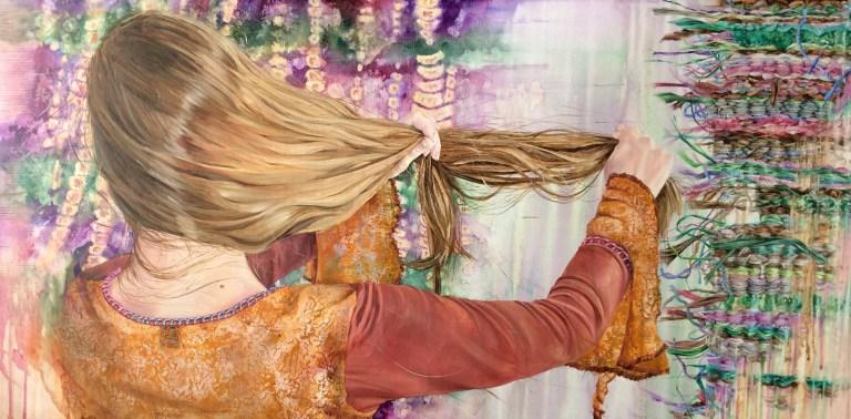 Warp Weft, Claire Sparkes