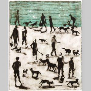 Sally Friend, Beach Dogs