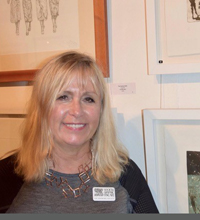Sally Friend, Hon Secretary SGFA
