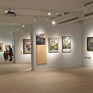 Hull University Gallery, SGFA