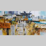 Christopher Forsey RI SGFA, Sheds, Pontoon & Vintage Craft