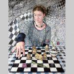 Claire Sparkes, Schachbrettblume.