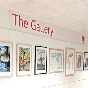 Addenbrookes Hospital Gallery