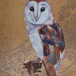 Barn Owl, Elizabeth McCrimmon ASGFA
