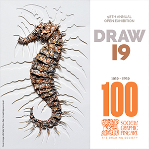Draw19 Centenary catalogue