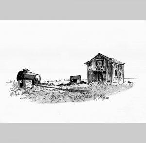 Matthews Vincent, The Old Boiler