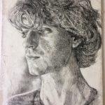 Drawing of LeonKaye Hodges