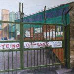 Dyeing Company- DrawingElizabeth Nast
