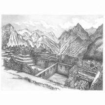 Baron Ezra-Ruth-Machu Picchu