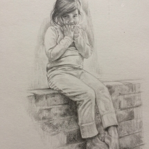 Hodges Kaye-Miss-Chief-Pencil