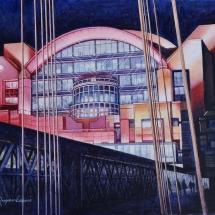 Lewis_Roger_Charing Cross Illuminated