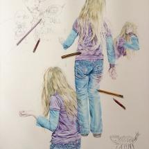 Sparkes-Claire-The Question-Watercolour