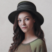 Cameron Svetlana SGFA Portrait of a Lady