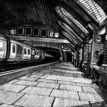 Coleman Rebecca SGFA View Subterranea, Baker Street