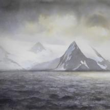 Cook Gary SGFA Antarctica. Landfall. An apology