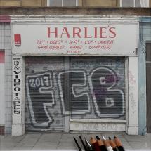 Drawbridge Joseph Shut Up Shop