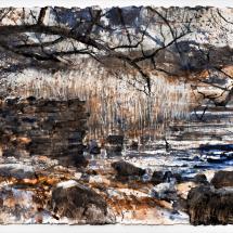 Dutton-Robert-ASGFA-Rydal-Water-Autumn-reeds-The-Lake-Distric