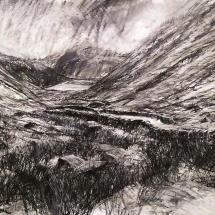 Dutton Robert ASGFA Winter - Kirkstone Pass, The Lake District