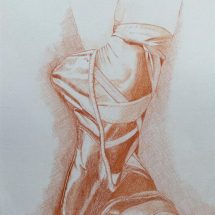 Heron Graham SGFA Ballet Shoes