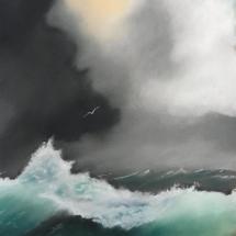Heron Graham SGFA Stormy Seas