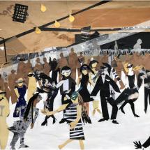Kirkham Charlie SGFA Pineapple Party (The Dancefloor)