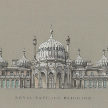 Lang Demi Royal Pavilion Brighton