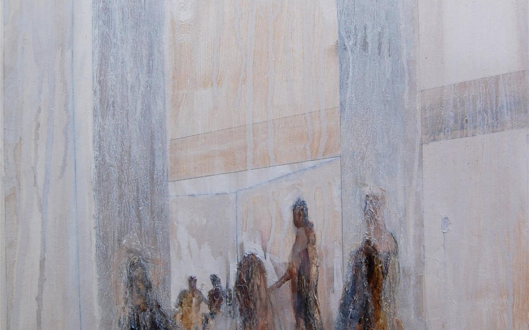 Oliver Lovley SGFA: Painting a Figure Demonstration