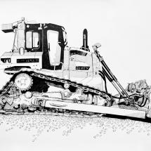 Matthews Vincent SGFA Bulldozer