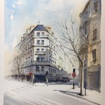 Osbaldstone Julian Paris in March