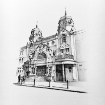 Osbaldstone Julian Richmond theatre
