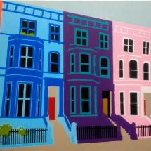 Short Susan SGFA Coloured Houses